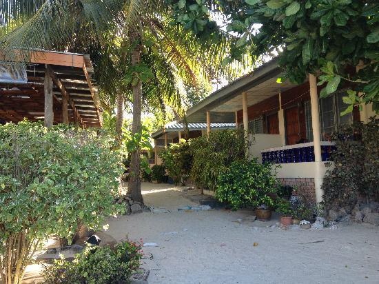 Koh Tao Tropicana Resort: *璇峰湪姝ゅ杈撳叆鎮ㄧ殑鎻忚堪