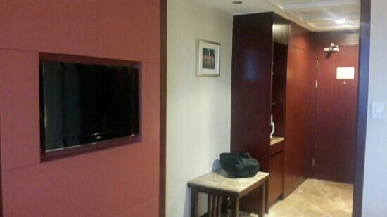 Hangzhou Merchant Marco Edgelake Hotel : 豪华大床房