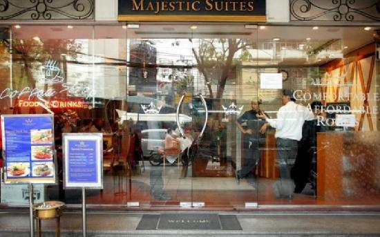 Majestic Suites: Majestic Suites Hotel