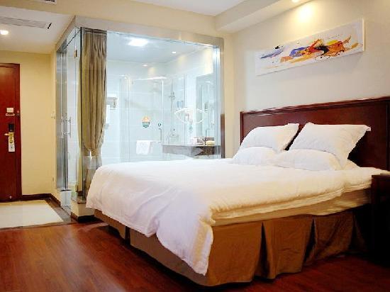 GreenTree Inn Nantong Renmin East Road Xiaoxi: 客房