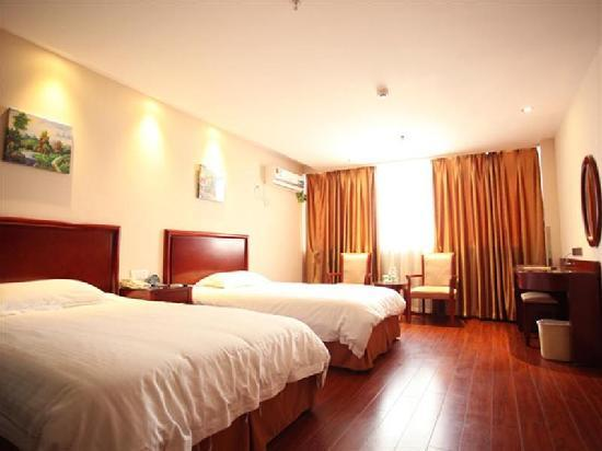 GreenTree Inn Nanjing Jiangning Southeast University Express Hotel