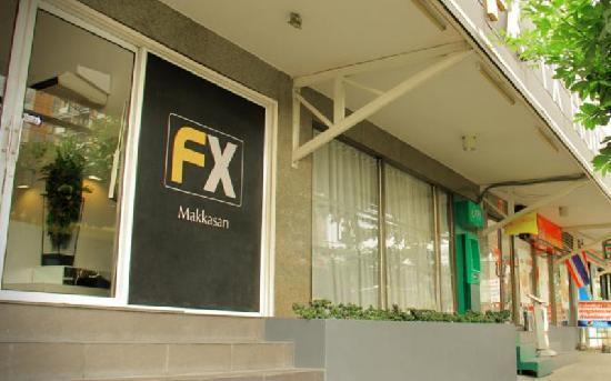 D Varee Xpress Makkasan, Bangkok : FX Hotel Makkasan
