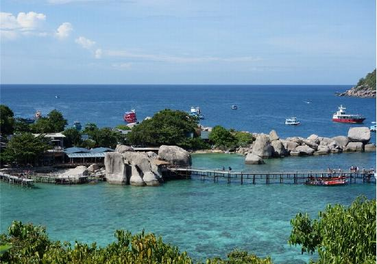 Ff picture of nangyuan island dive resort koh tao tripadvisor - Nangyuan island dive resort ...