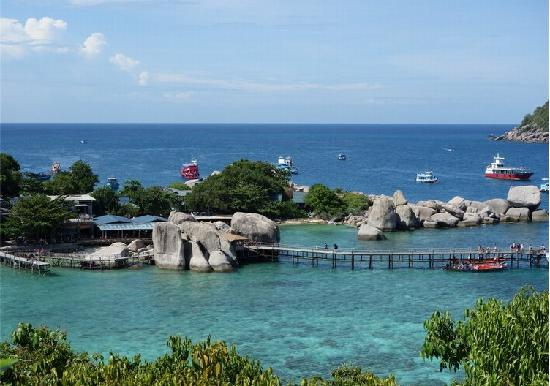 Ko Tao Resort - Paradise Zone: pz