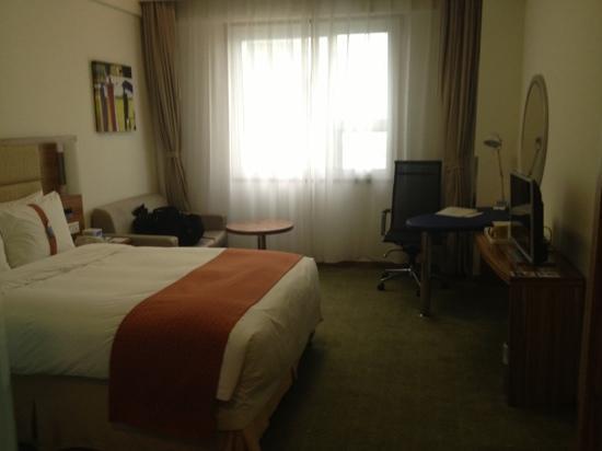 Holiday Inn Express South Hefei: 智选标准大床