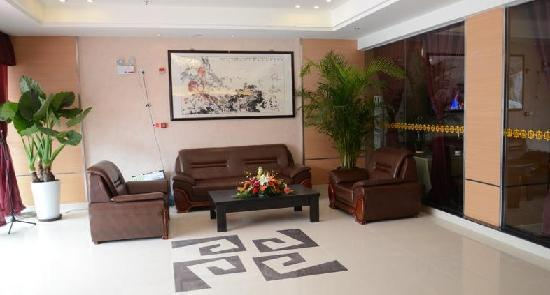An-e 158 Hotel Emeishan : 大厅