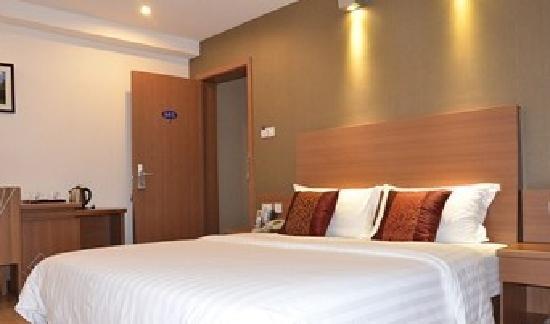 Anyi 158 Chain Hotel Panzhihua