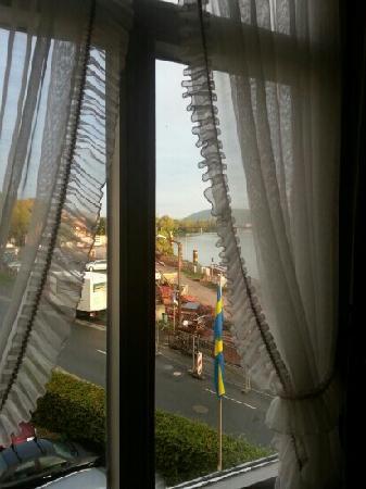 Jagd Hotel Rose: 窗外美景
