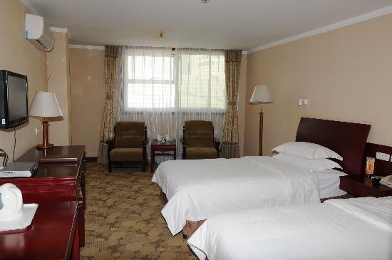Huacheng Hotel: 标间