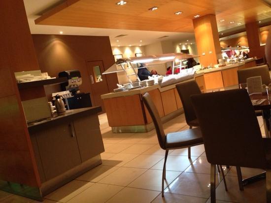 Holiday Inn Rotorua: 酒店餐厅