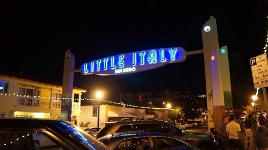 Little Italy: 小意大利