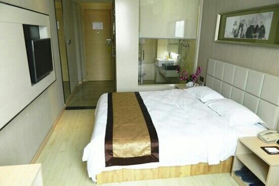 Super 8 Hotel Liaocheng Dong Chang Xi Lu: 很好
