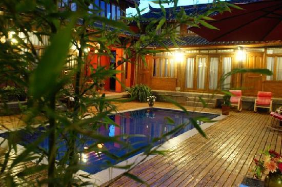 Huifeng Inn Shuhe : 浴室的水清澈明亮