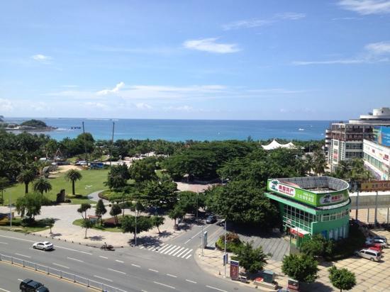 Linda Seaview Hotel: 酒店阳台海景
