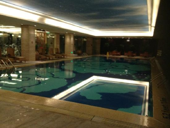 Sofitel Harbin: Swimming pool