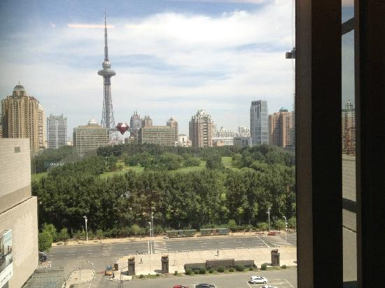 Sofitel Harbin: Room view