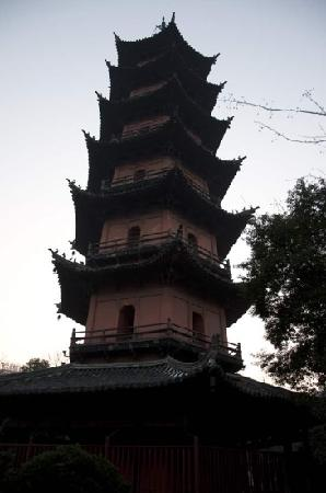 Tianfeng Pagoda: 不错