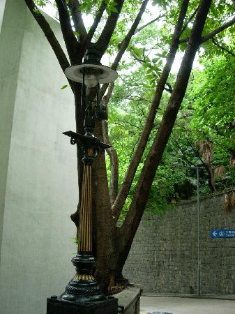 Colonial Duddell Street Steps: 1