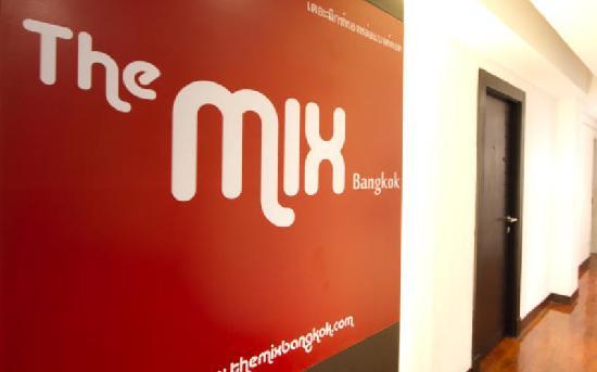 The Mix Bangkok : 曼谷米克斯酒店