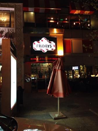 XingQiWu Restaurant (JinRong Jie)