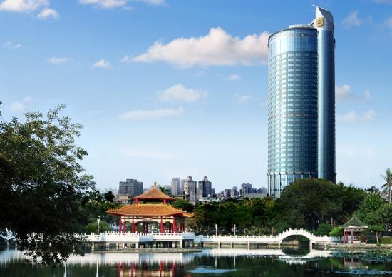 Shangri-La's Far Eastern Plaza Hotel Tainan : Hotel Exterior