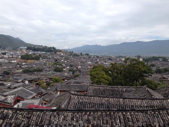Wangu Pavilion: 丽江古城