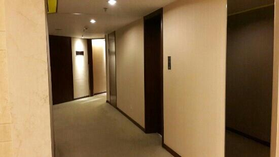 Shenzhen Hotel: 走廊
