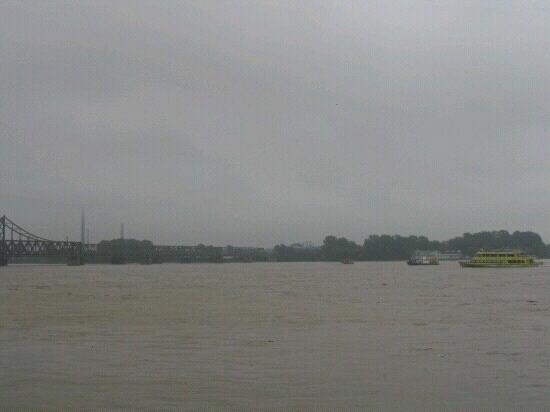 Yalu River Park: 鸭绿江景区