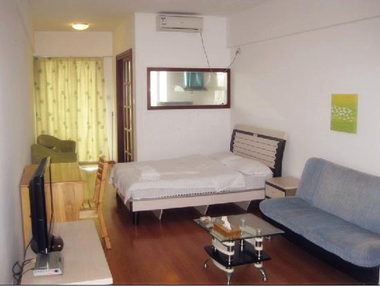 Private-Enjoyed Home Guangzhou Shangde Apartment: 豪华单间