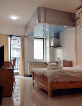 Private-Enjoyed Home Guangzhou Shangde Apartment: 精品单人间