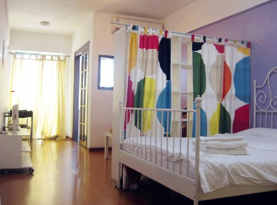 Private-Enjoyed Home Guangzhou Shangde Apartment: 格调房