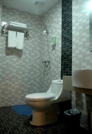 Guangmei Hotel: 洗手间