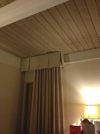 Mikado Hotel : 房顶
