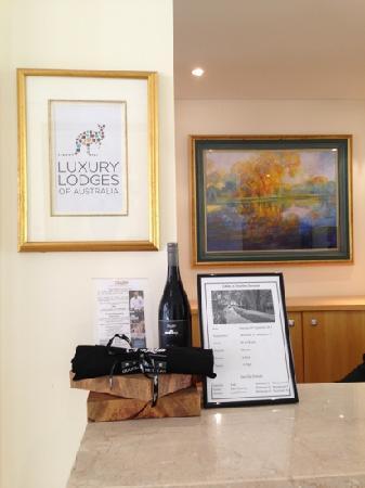 Cape Lodge: 环境、服务、餐饮皆好的酒店!