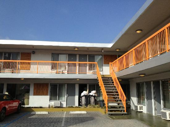 The Tangerine: 酒店外观