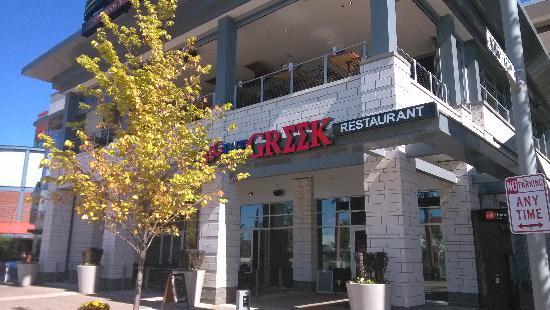 My Big Fat Greek Restaurant: 比较高档的意大利餐厅