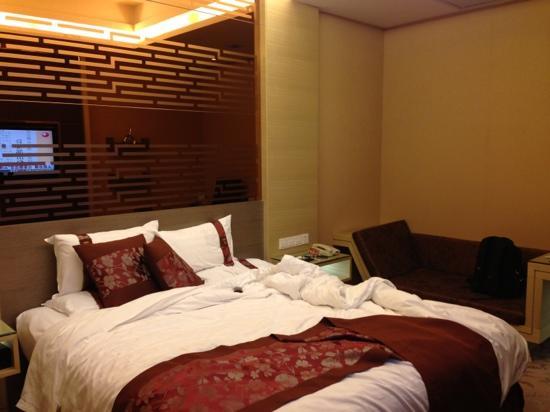 Shunhe International Hotel: 床