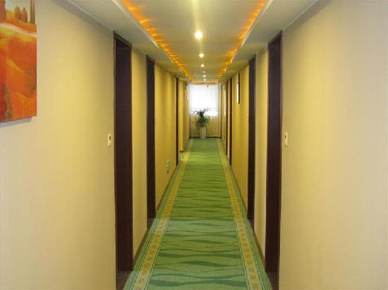 Guannan County, China: 走廊