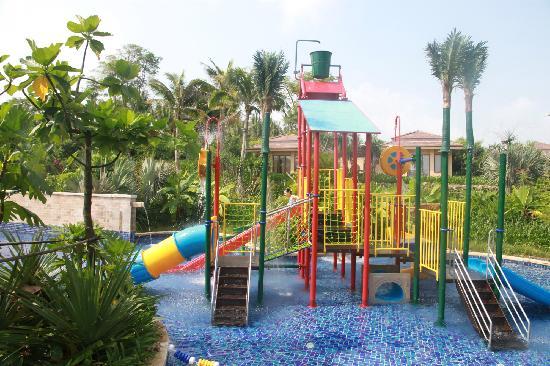 Haitang Bay Gloria Resort Sanya: 儿童泳池