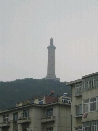 Baiyu Hill (Baiyushan): 白玉山灯塔