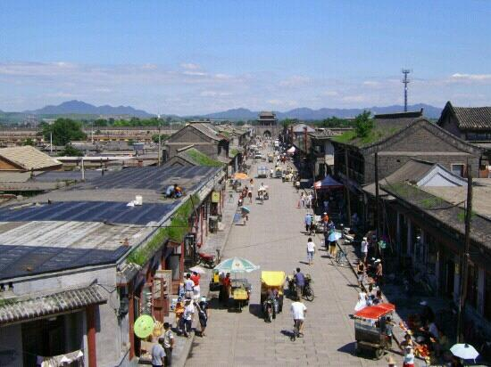 Huludao Xingcheng Ancient City : 兴城古城