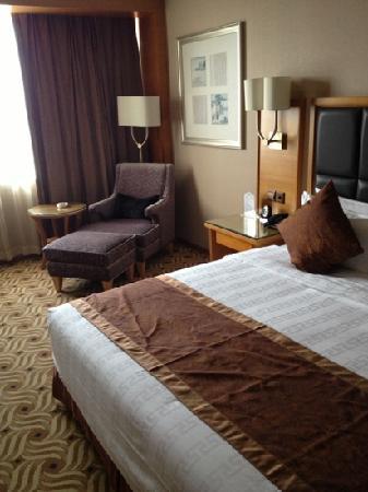 Hotel Nikko Wuxi: 大床房
