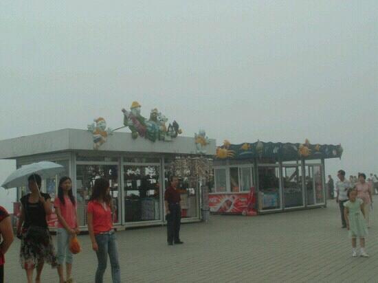 Laohutan Scenic Park: 大连老虎滩景区
