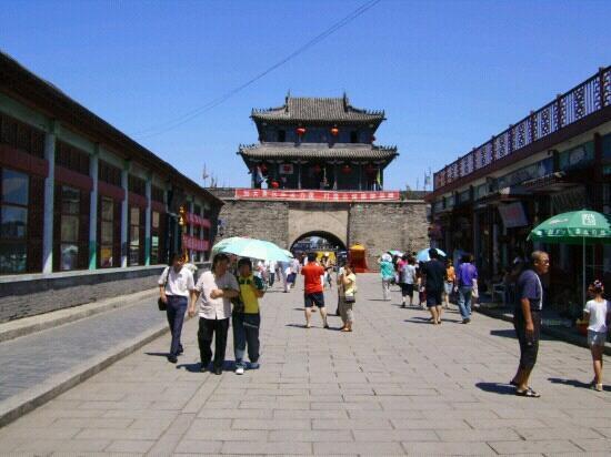 Huludao Xingcheng Ancient City: 宁远老城