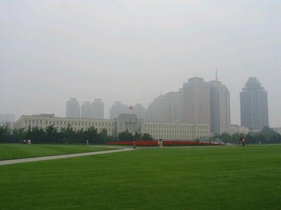 Dalian People Square: 大连人民广场