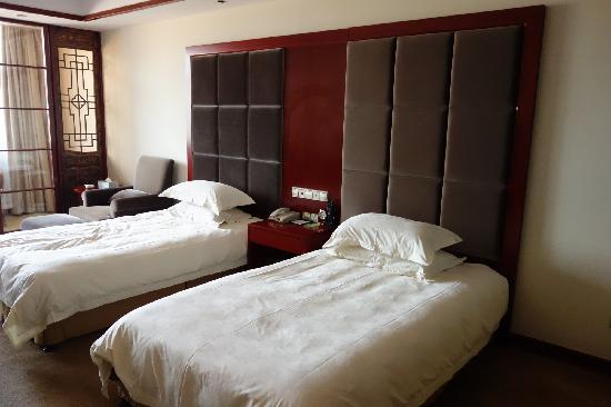Jintingshan Resort: 房间