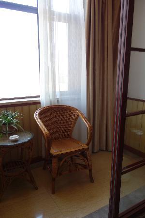 Jintingshan Resort: 阳台