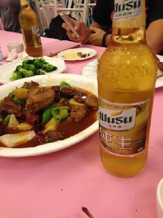 Xin Jiang Hotel: 大盘鸡