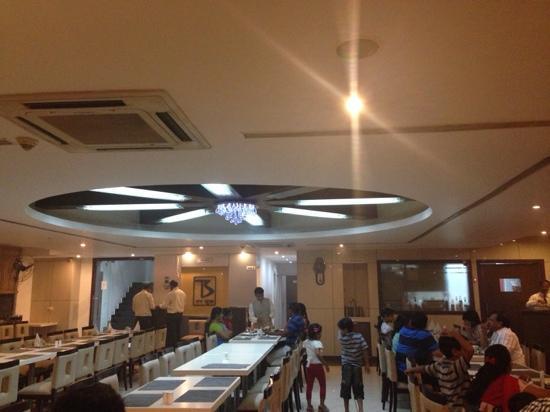 Kanha: 餐厅环境