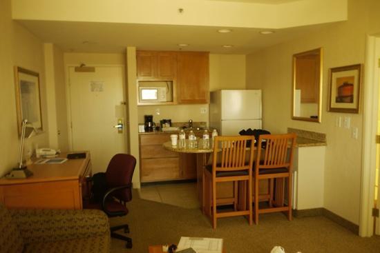 HYATT house Emeryville / San Francisco Bay Area: 小套房